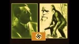 darwin and hitler