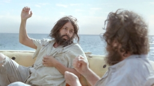 Oreo Ad, Life Boat