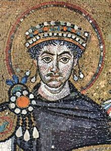 Justinian 1, the Last Roman Emperor and a Christian