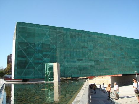 Museum of Memory and Human Rights - Santiago, Chile