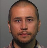 George Zimmerman, racial troublemaker. (2012 mugshot)