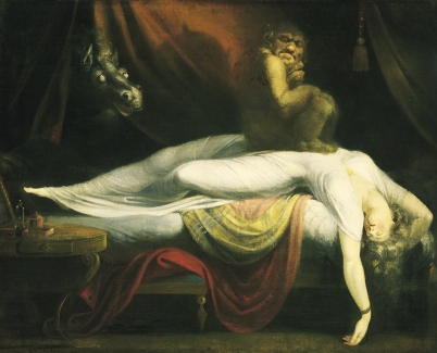 John Henry Fuseli: The Nightmare