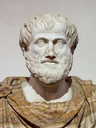 Aristotle (384-322 BCE) was one of the founders of Western Philosophy.  He was also a pioneer in Logic.