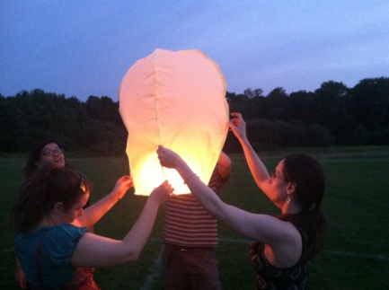 Sky Lanterns Pic 4